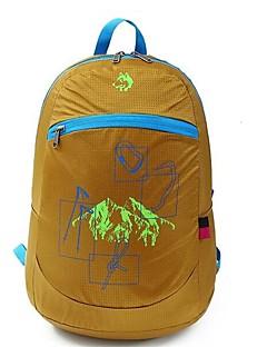 billiga Ryggsäckar och väskor-Jungle King 30 L Ryggsäckar - Lättvikt Utomhus Camping Nylon Blå, Rosa, Khaki grön