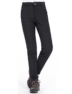 cheap Outdoor Clothing-Women's Hiking Pants Windproof, Waterproof, Thermal / Warm Camping / Hiking / Ski / Snowboard / Winter Sports Cotton Pants / Trousers Ski Wear