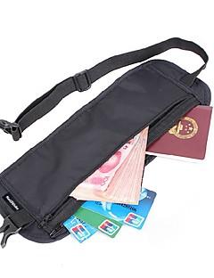 billiga Ryggsäckar och väskor-Naturehike 1 L Midjeväska - Mateial som andas Utomhus Camping Nät, Nylon Svart, Grå, Khaki grön