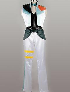 """billige Anime cosplay-Inspirert av Cosplay Cosplay Anime  """"Cosplay-kostymer"""" Cosplay Klær Spesielt design Topp / Bukser / Mer Tilbehør Til Herre / Dame"""