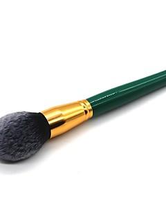 billiga Sminkborstar-1 st Makeupborstar Professionell Sminkredskap Puder Rougeborste Sminkborste Syntetiskt Hår Miljövänlig / Professionell / Ny Design Trä