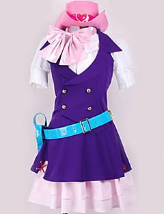 """billige Anime Kostymer-Inspirert av Programmene Frontier Cosplay Anime  """"Cosplay-kostymer"""" Cosplay Klær Moderne Kjole / Sløyfe / Mer Tilbehør Til Herre / Dame"""