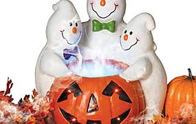 продвижение Хэллоуин