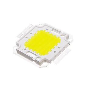 zdm diy 50w 4500-5500lm λευκό 6000-6500k φως ολοκληρωμένη led module  (33-35v) λάμπα δρόμου για την προβολή ελαφριά χρυσό σύρμα συγκόλληση  χάλκινου βραχίονα fac242ecbd0