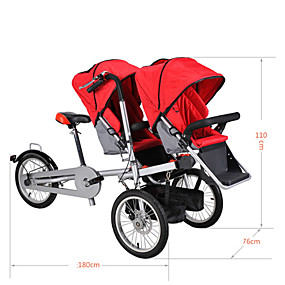 povoljno Rasprodaja-Folding bicikle Biciklizam Others 16 inča Običan Običan Monocoque Običan Čelik / 2-3 godina / 3-5 godina / Da / #