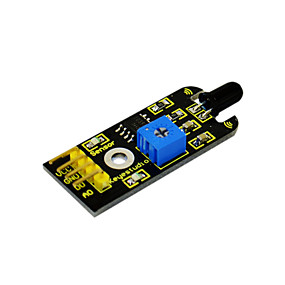billiga Sensorer-keyestudio flame branddetektor sensormodul för arduino