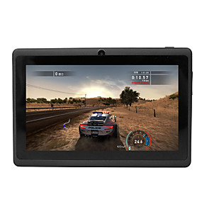 abordables Tablettes-7 pouce Android Tablet (Android 4.4 1024 x 600 Quad Core 512MB+8GB) / TFT / 0.3 / 1.3 / 32 / 1.3