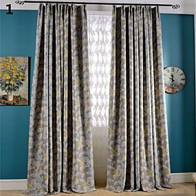 povoljno Na rasprodaji-izrađene zavese za zamračivanje po narudžbi zastor dvije ploče za spavaću sobu