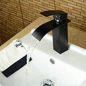 billige Ugentlige tilbud-Moderne - Foss - Messing (Olje-gnidd Bronse)