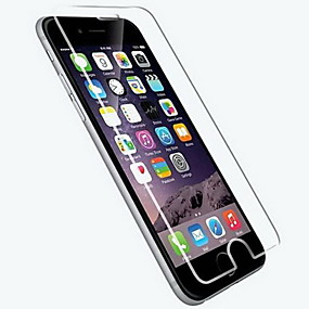 voordelige iPhone screenprotectors-OUKU Screenprotector voor Apple iPhone 6s / iPhone 6 Gehard Glas 1 stuks Voorkant screenprotector High-Definition (HD) / 9H-hardheid / Explosieveilige / iPhone 6s / 6