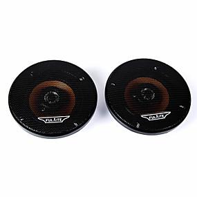 """tanie Sprzęt audio samochodowy-par 5.4 """"dia 2-drożne głośniki współosiowe 20 watt czarny dla auto car audio"""