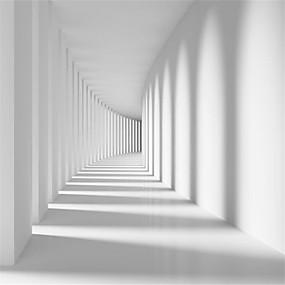 economico Casa e giardino-Artistico Decorazioni per la casa Moderno Rivestimento pareti, Tessile Materiale adesivo richiesta Murale, Carta da parati