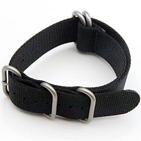 hesapli Smartwatch Bantları-Watch Band için Fenix 3 Garmin Spor Bantları Naylon Bilek Askısı