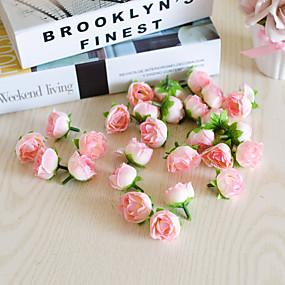 cheap Gifts & Decorations-Artificial Flower Silk Wedding Decorations Bridal Shower / Baby Shower Beach Theme / Garden Theme / Floral Theme Spring / Summer / Fall