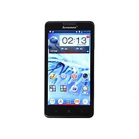 cheap Brand Salon-Lenovo Lenovo P780 5 inch / 4.6-5.0 inch inch 3G Smartphone (1GB + 4GB 8 mp MediaTek MT6589 4000mAh mAh) / 1280x720 / Quad Core