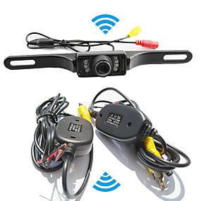 tanie Kamery samochodowe tylne-BYNCG CCD Tylna kamera Wodoodporny / Night Vision na Autobus