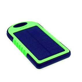 povoljno Snaga banke-5000 mAh Za Eksterna baterija Power Bank 5 V Za 1 A / # Za Punjač Baterija / Solarno punjenje / Super slim LED