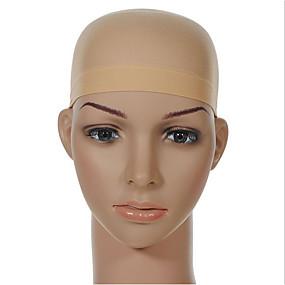 voordelige Gereedschap & Accessoires-Wig Accessories Nylon Pruikkappen / Kous Pruik Cap Haar netjes Ultra Stretch voering 1 pcs Dagelijks Klassiek Vleeskleurig