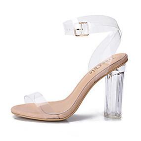 5e4cd24dfe8 cheap Jelly Sandals-Women  039 s Jelly Sandals PVC(Polyvinyl chloride)