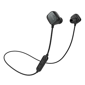 cheap Headphones & Earphones-QCY QY12 Neckband Headphone Wireless Sport & Fitness V4.1 with Microphone