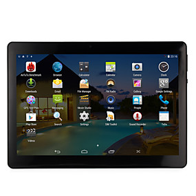 billige Tabletter-Jumper 10.1 tommers Android tablet (Android 5.1 1280 x 800 Kvadro-Kjerne 1GB+16GB) / 64 / Mini USB / SIM-kort Slot / Tf Kort Spor / Hodetelefon Jack 3.5Mm