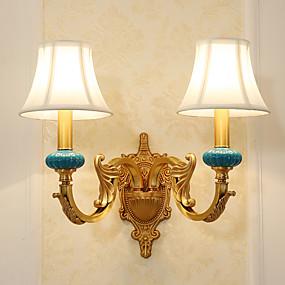 halpa Seinälampetit-Tiffany / Yksinkertainen / Kantri Seinävalaisimet Metalli Wall Light 110-120V / 220-240V 5W