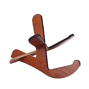 halpa Soitintarvikkeet-ammattilainen lykätä Kitara Akustinen kitara Sähkökitara Puinen Puu Taiteltava Musical Instrument Varusteet