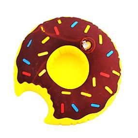 povoljno Igračke aktivnosti-Igračke na napuhavanje donuts stilu vode swim ring coaster držač čaša
