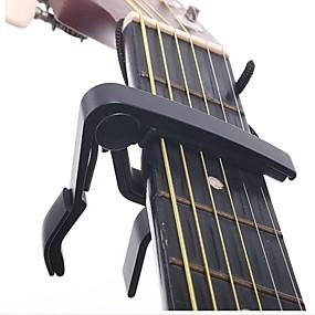 halpa Soitintarvikkeet-ammattilainen Capo Kitara Alumiiniseos Hauska Musical Instrument Varusteet