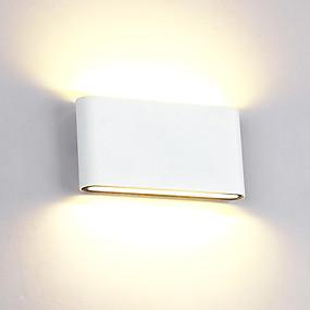 billige Sales-Enkel / Land / Original Vegglamper Metall Vegglampe 85-265V 12 W / Integrert LED