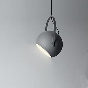 billige Hengelamper-Bowl Anheng Lys Omgivelseslys Malte Finishes Metall 110-120V / 220-240V Pære ikke Inkludert / E26 / E27