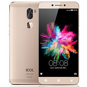 """Недорогие Мобильные телефоны-LeTV LeEco Coolpad Cool1 5.5 дюймовый """" 4G смартфоны (4GB + 32Гб 13 + 13 mp Qualcomm Snapdragon 652 4060 mAh mAh) / 1920*1080"""
