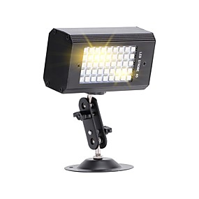 cheap Musical Instruments-LED Stage Light / Spot Light Sound-Activated for Club Bar Stage High Quality Easy Carrying
