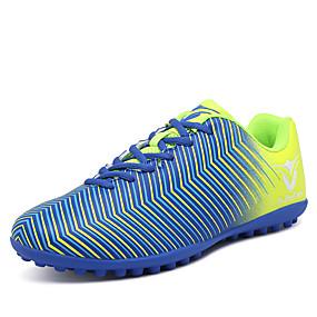 Chlapecké   Dívčí Boty Syntetické mikrovlákno PU Jaro   Podzim Pohodlné  Atletické boty Fotbal pro Žlutá   Černá a zlatá   Námořnická modř 93a54d94e1