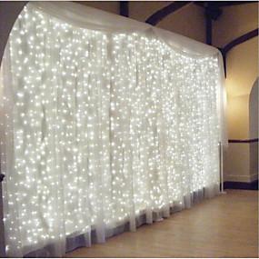 billige Festsuvenirer og gaver-LED Lys PVC / PCB + LED Bryllupsdekorasjoner Bryllup / Fest / aften Hage Tema / Blomster Tema / Ferie Alle årstider