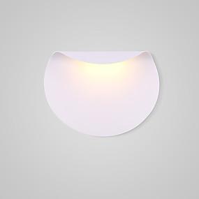 billige Vegglamper med LED-CONTRACTED LED Matt LED / Moderne / Nutidig Vegglamper Stue / Soverom / Leserom / Kontor Metall Vegglampe 110-120V / 220-240V 6W