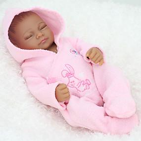 ราคาถูก ของเล่นสำหรับเด็ก-NPKCOLLECTION ตุ๊กตา NPK Reborn Dolls ตุ๊กตาสาว เด็กผู้หญิง 12 inch ซิลิโคนร่างกายเต็มรูปแบบ ซิลิโคน ไวนิล - ทารกแรกเกิด เหมือนจริง น่ารัก ทำด้วยมือ Child Safe Non Toxic เด็ก ทุกเพศ / เด็กผู้หญิง Toy