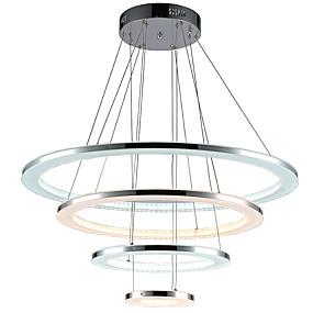 billige Hengelamper-Anheng Lys Omgivelseslys Andre Metall Akryl LED, designere 110-120V / 220-240V Mangefarget LED lyskilde inkludert / Integrert LED