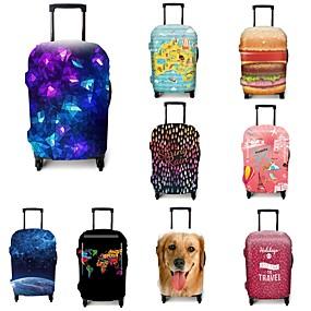 tanie Akcesoria podróżnicze i bagażowe-Pyłoszczelne / Trwały / Gęstnieć Ochraniacze / Pokrowiec na walizkę Poliester 30-50 L L