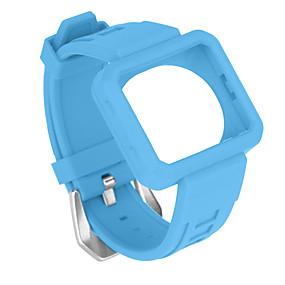 hesapli Smartwatch Bantları-Watch Band için Fitbit Blaze Fitbit Spor Bantları Silikon Bilek Askısı