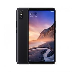 "voordelige Telefoons en accessoires-Xiaomi MI Max 3 Global Version 6.9 inch(es) "" 4G-smartphone (4GB + 64GB 5 mp / 12 mp Leeuwenbek 636 5500 mAh mAh)"