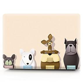 """povoljno Zazor-MacBook Slučaj Životinja plastika za MacBook Pro 13"""" / MacBook Air 11"""" / MacBook Pro 13-inch cu ecran Retina"""