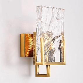hesapli Duvar Aplikleri-Duvar ışığı Ortam Işığı Duvar lambaları 10 W 110-120V / 220-240V E14 / E12 LED / Modern / Çağdaş
