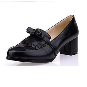 9dd30e0d58c3 Dámské Komfortní boty Lakovaná kůže Zima Nokasíny Kačenka S uzavřeným  palcem Černá   Červená   Modrá