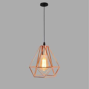 billige Hengelamper-Lanterne Anheng Lys Omgivelseslys Gylden Metall AC100-240V / SAA