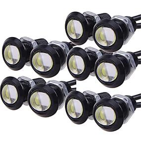 povoljno Car Signal Lights-10pcs Automobil Žarulje 9 W LED visokih performansi 110 lm 1 LED Žmigavac svjetlo Za General Motors Univerzalno