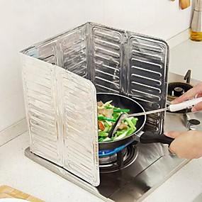 povoljno Oprema za čišćenje kuhinje-Kuhinja Sredstva za čišćenje Folija Naljepnice otporne na ulje Kreativna kuhinja gadget 1pc