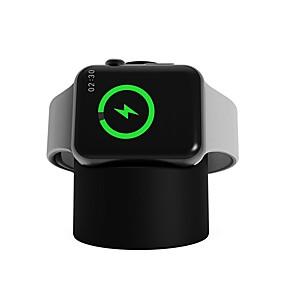 abordables iPhone Cable y Cargadores-Cwxuan Cargador Wireless Cargador usb USB Qi 0.5 A DC 5V para Apple Watch Series 4/3/2/1 / Apple Watch Serie 3 / Apple Watch Series 2