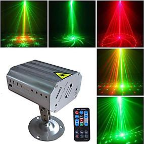 povoljno Glazbeni instrumenti-Par reflektori DMX 512 / Auto / Daljinski upravljač za Stage / Jabuka / DJ Daljinsko upravljanje / Mala težina