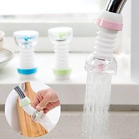 billige Uttrekkbar Spray-dreibart bad kjøkken tilbehør vannsparer vannkran filter kranen